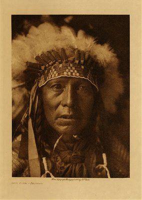 Edward S Curtis, Photographer