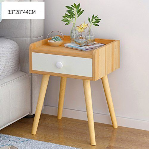 Dyfymxside Table Locker Bedroom With Simple And Modern Bedside Table With Drawers Color A Size 3 Modern Bedside Table Modern Bedside Wooden Bedside Table