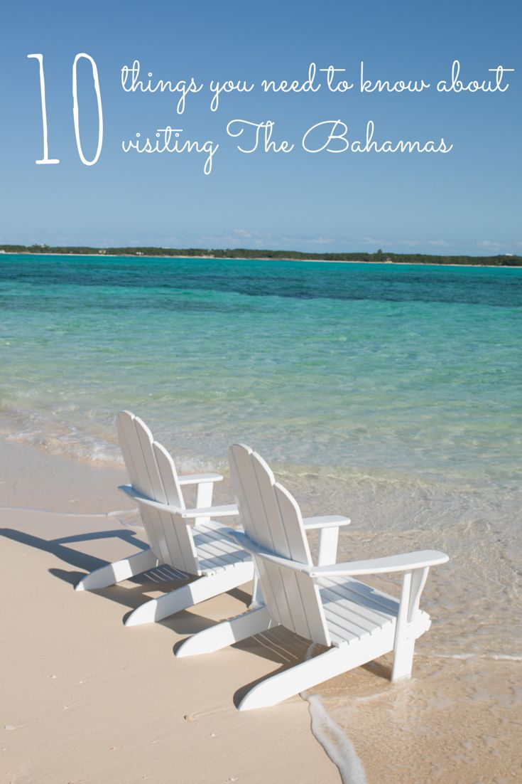 """Do I need a passport?"" ""Should I pack an adapter for my phone charger?"" Everything you need to know about visiting The Bahamas in one blog!"