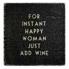 wine :)Add Wine, Quotes, Happy Women, Happy Woman, White Wine, Instant Happy, Things, Thebrownsworld Itsawomansworld, Funny Sht