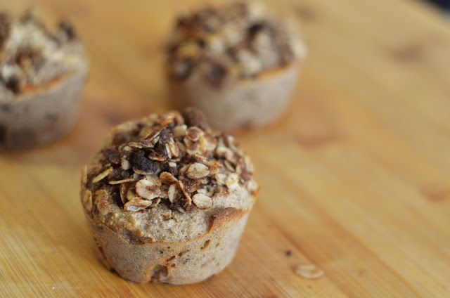 Forever Nutrition: Apple, cinnamon & date muffins