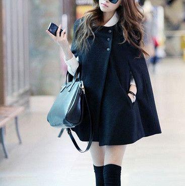 #779 Woolen Coat