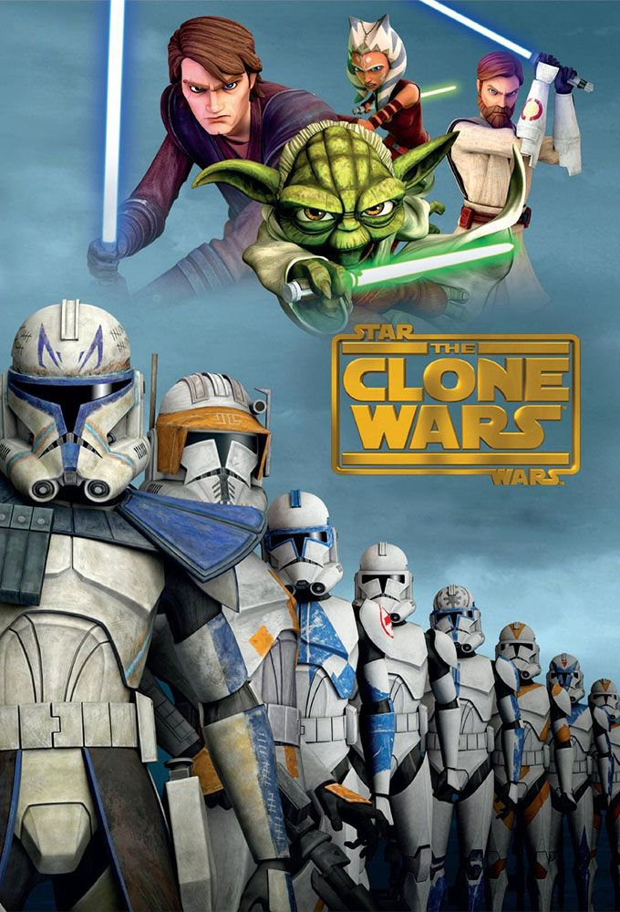 The Clone Wars (2008) - Cary Silver & Catherine Winder •