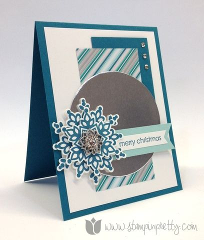 Mary fish card ideas and fish on pinterest for Mary fish stampin up