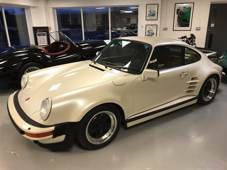 Used 1987 Porsche 911 930 Turbo 3.3 Coupe LHD for sale in Lincolnshire from Woldside Classic and Sports Car.