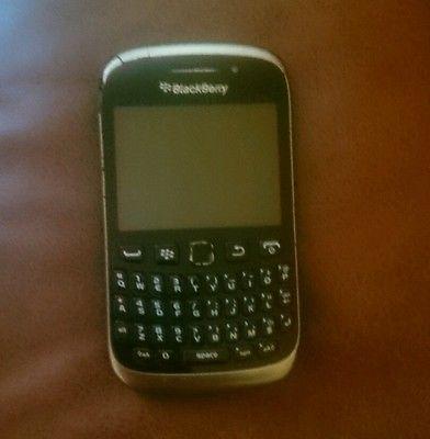 Broken Blackberry Curve 9320