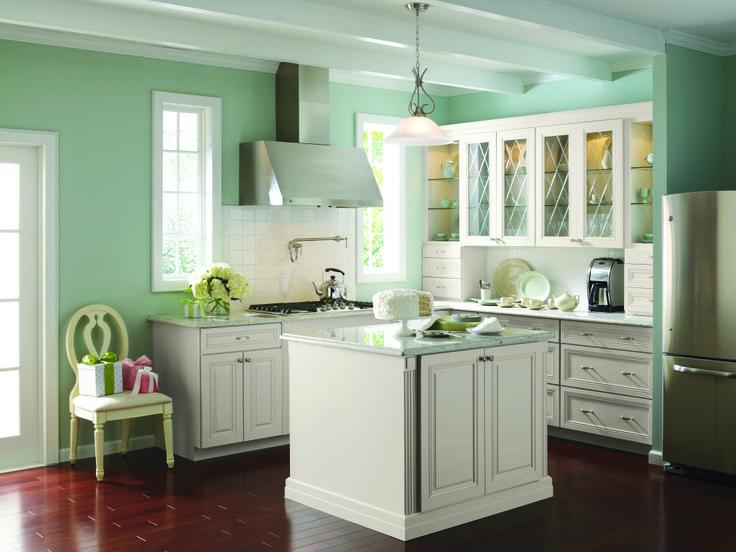 Traditional Kitchen From Martha Stewart Living Kitchen