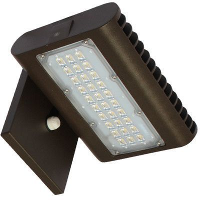 Spectacular Morris Products LED Outdoor Floodlight