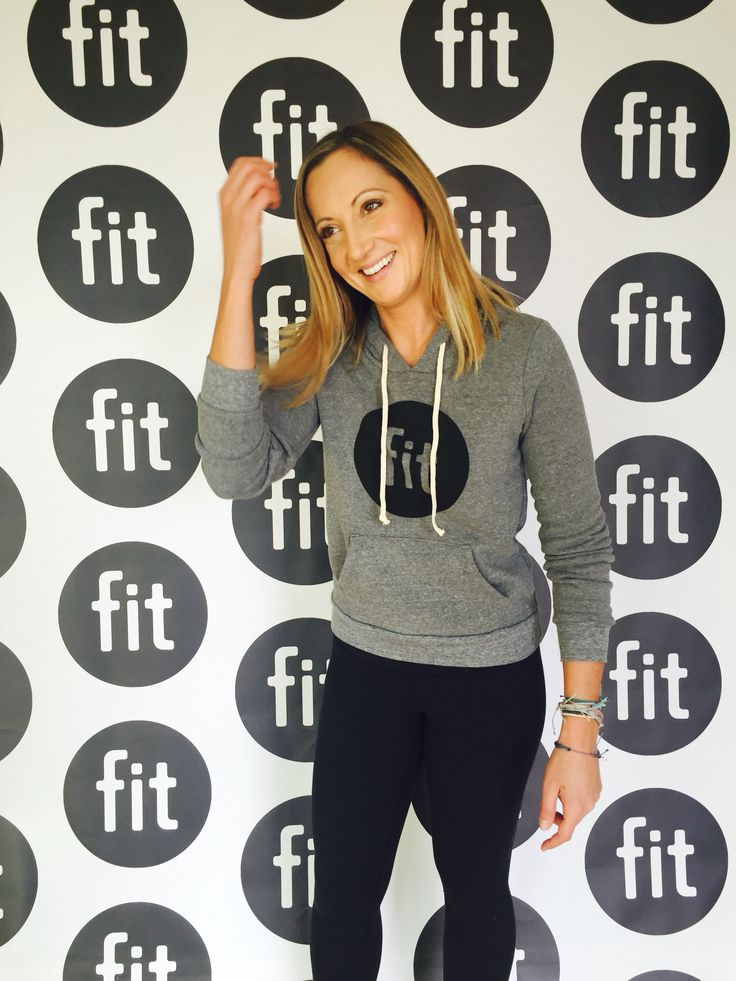 Fit Apparel: Athletic Gray Pullover Hoodie