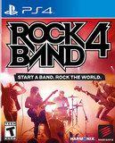 Rock Band 4 - PlayStation 4, Multi