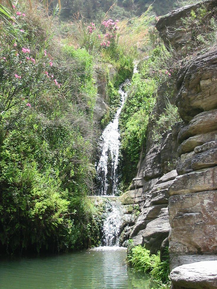 Adonis Falls, Paphos, Cyprus