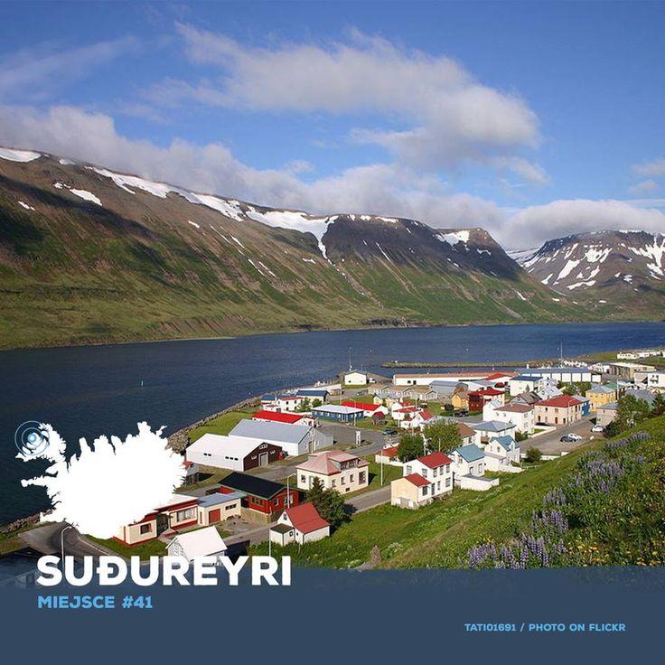 Sudureyri to mała islandzka wioska wioska rybacka położona na fiordzie Súgandafjörður w regionie zachodnich fiordów .Miescowość była odizolowana przez ogromne góry, jednak obecnie miasteczko jest połączone przez 5 km tunel do miejscowości Ísafjörður.⛪️www.iceventure.pl zapraszamy Islandia #podróż #wycieczka #przygoda #wyprawa #survival #adventure #amazing #iceland #wyspa #wulkan #gejzer #góry #wodospad #igerpoland #warszawa #poznań #wrocław #szczecin #toruń #4x4