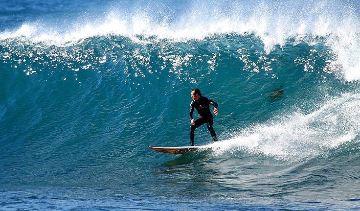 Surf at Port Fairy