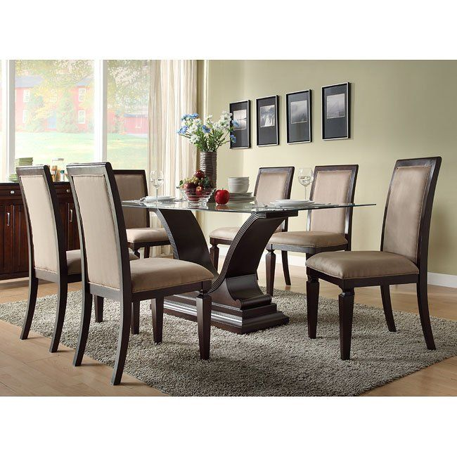 Plano Dining Room Set Contemporary Dining Table Stylish Dining