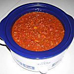 Recette Sauce à spaghetti à la mijoteuse Plus