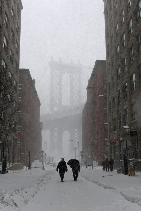 Snowzilla: H επόμενη μέρα στην παγωμένη Νέα Υόρκη
