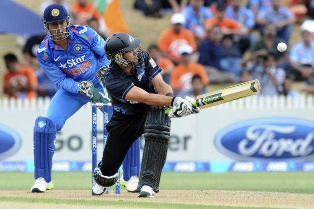 At Delhi's Feroz Shah Kotla on Thursday, India aim to double their lead in the five-match ODI series against New Zealand. Catch live cricket score of India