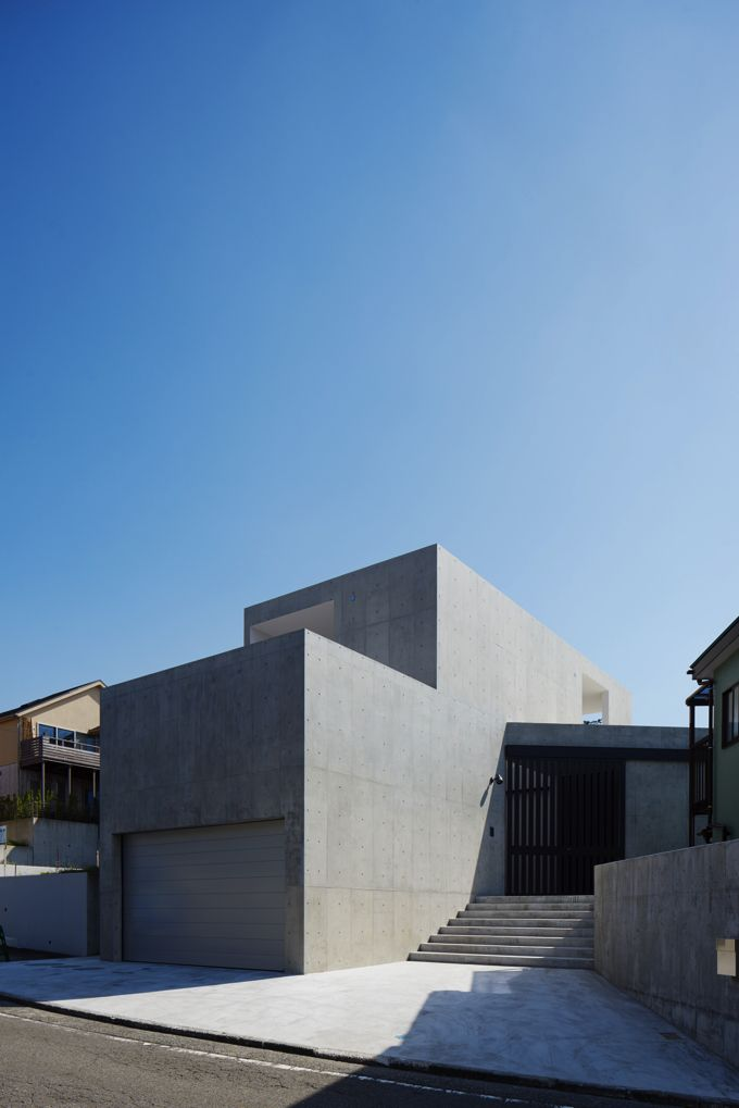 HOUSE IN HAYAMA