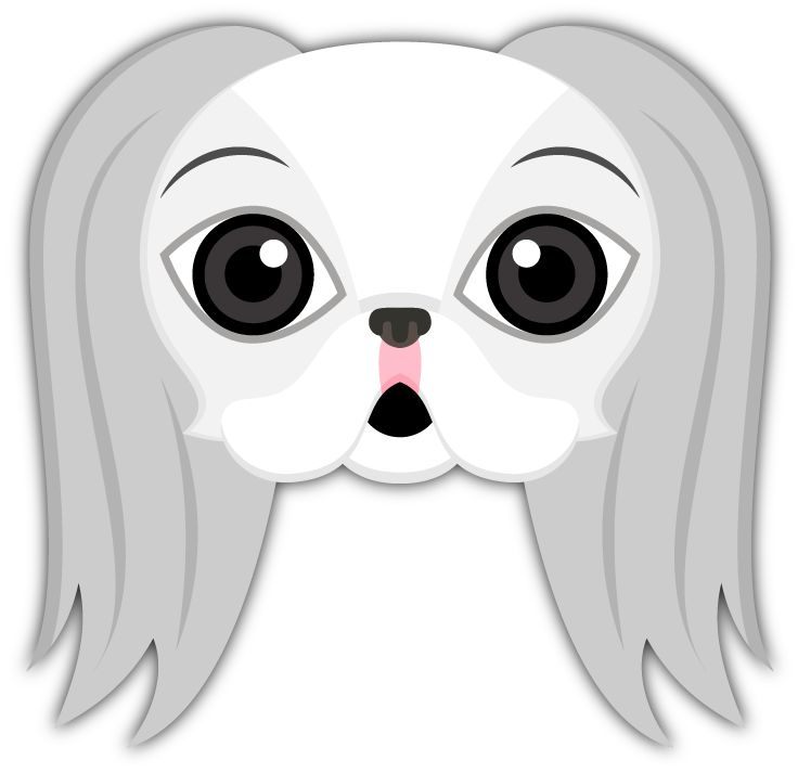 Japanese Chin Emoji Stickers Are you a Japanese Chin puppy lover? Everyone loves Japanese Chins! This cute FREE Japanese Chin puppy dog sticker pack is sure to make you and your friends smile. #japanesechin #japanesechin #japanesechinsofinstagram #japanesechins #japanesechinstagram #japanesechinmix #japanesechinpugmix #japanesechinpuppy #emoji #hush #hushhush #hushed #bequiet #shocked #notsure
