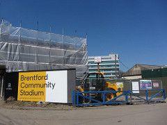 nice Future Brentford Community Stadium Kew Bridge