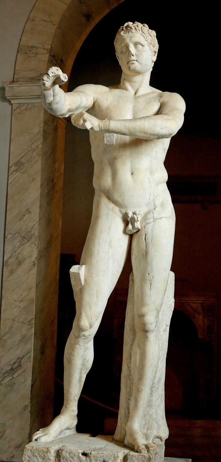 Antiguo griego castigo anal