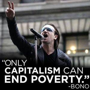A futurologia de Bono Vox