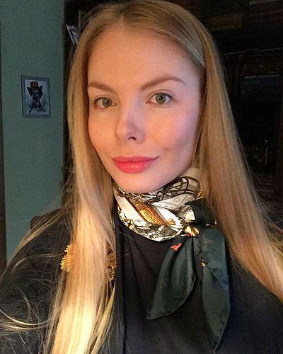 image in 2019 | Randomness | Silk neck scarf, Scarf styles