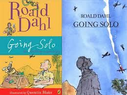 Image result for going solo roald dahl
