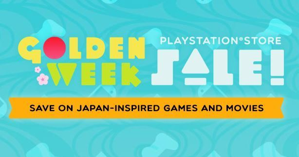 golden week sale promo