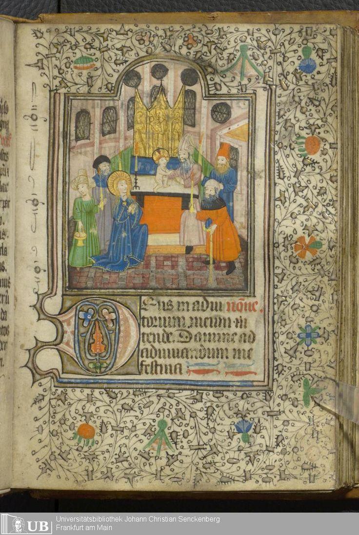 """Latin-Französisches Studenbuch"". Flanders Circa 1480 Via: University Goethe Library. http://sammlungen.ub.uni-frankfurt.de/msma/content/titleinfo/3682002"