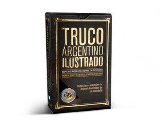 Truco Argentino Ilustrado