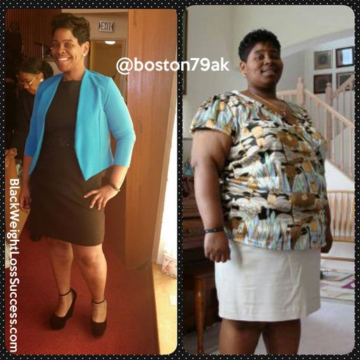 Weight Loss Transformation of the Day: Anissa lost 160 pounds with gastric bypass surgery and by changing her lifestyle.  Eating clean, working out and learning how to shop for healthy food were huge factors on her journey.