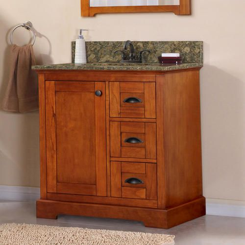 "Magick Woods 30"" Wallace Collection Vanity Base At Menards"