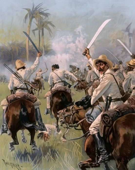 A history of the ten years war in cuba