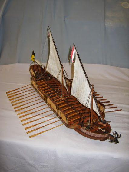 Történelmi vitorlás fa hajómodell készítése - Google+