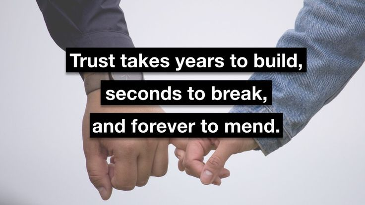 how to fix trust issues in your relationship