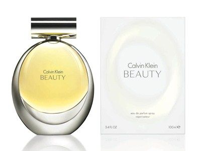 Calvin Klein Beauty Perfume by for Women 3.4 oz Edp Spray