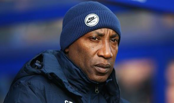 CHRIS RAMSEY, manager