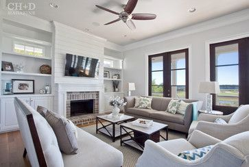CH+D mag's Winter 2013 Best-Of Photos - traditional - family room - charleston - Charleston Home + Design Mag