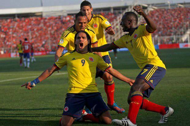 Felicitaciones a nuestra Selección Colombia, gracias muchachos ahora si, allá vamos Brasil