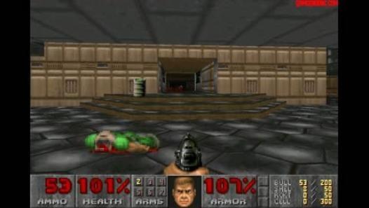 Doom BFG Edition Walkthrough - Knee-Deep in the Dead - Video Dailymotion