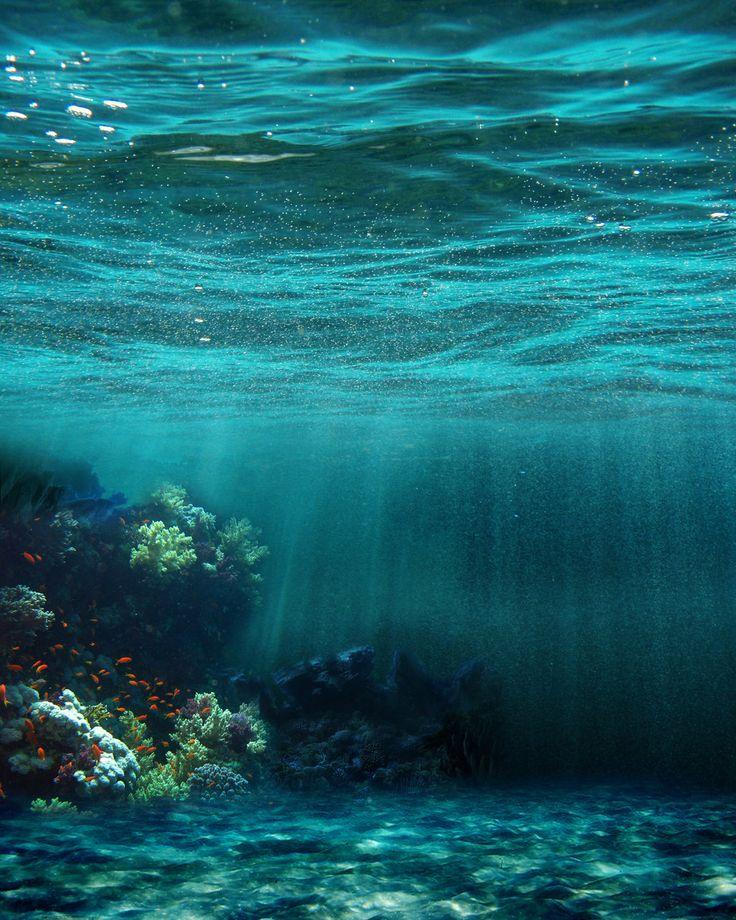 Картинка водная глубина
