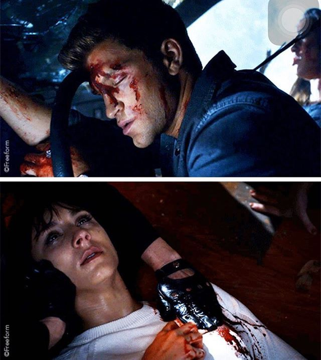 #Spoby  (He'll probably survive, but Yvonne will die and then that way they can bring Spoby back together.)