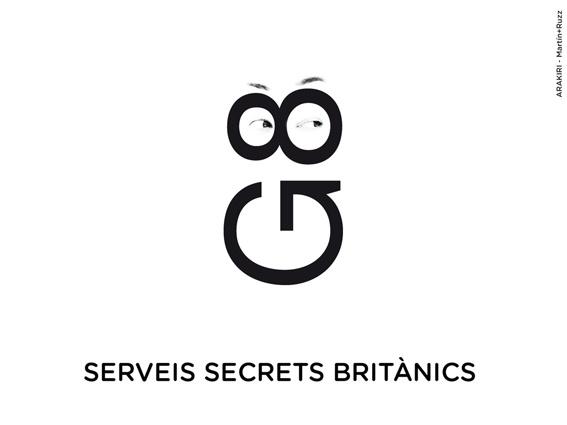 Serveis Secrets Britànics. #G8 #UK www.ara-kiri.blogspot.com