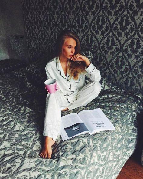 Saturday morning vibes in the Claudia (@pechenyushkina)