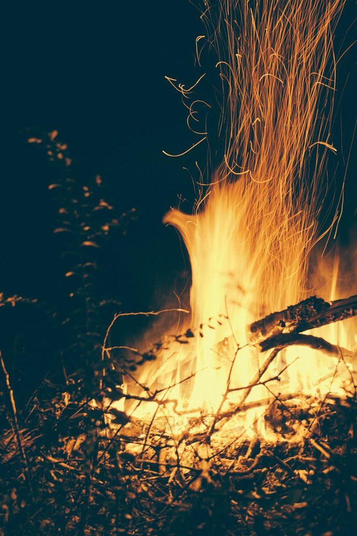 Free Stock Photo Of Light, Dark, Fire, Hot