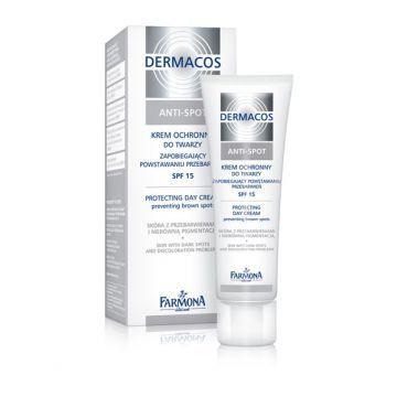 Dermacos Anti-spot Protecting Day Cream SPF15 Leke Önleyici Gündüz Kremi