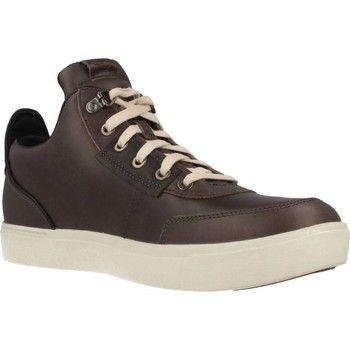klassieke Timberland amherst high top chukka heren sneakers (Grijs)