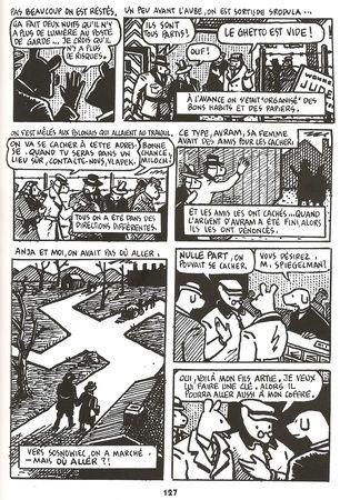 """""""Maus"""" d'Art Spiegelman."""