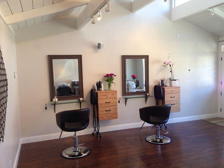 My small salon stations :)